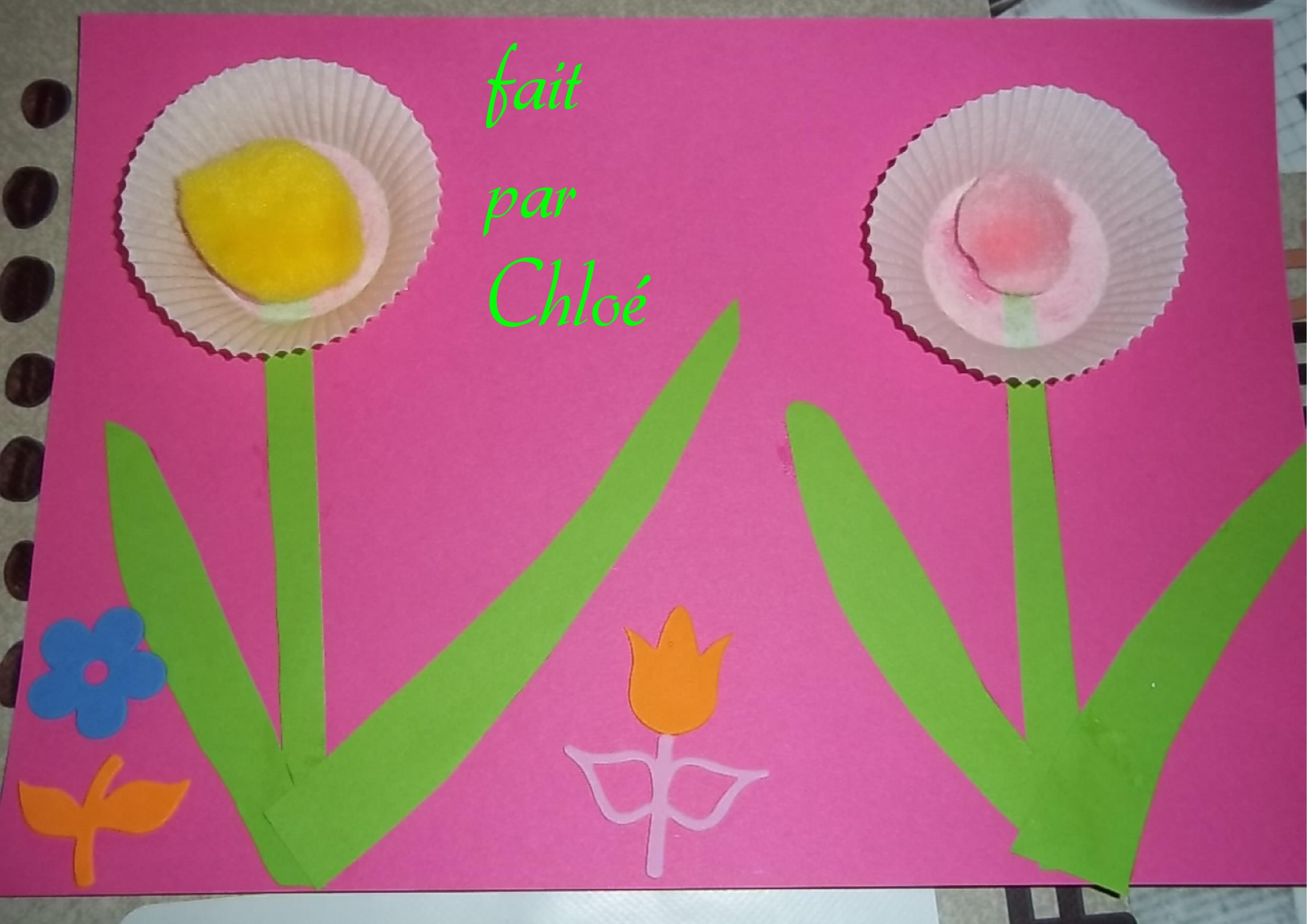 Activite manuelle page 3 - Activite manuelle fleur ...